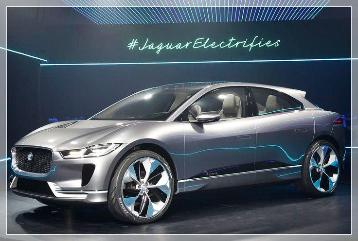 I-PACE, el nuevo concepto eléctrico de #Jaguar