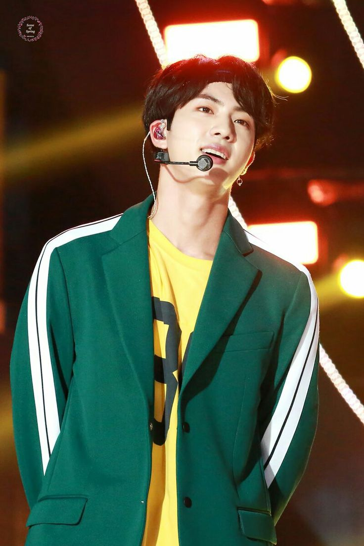 [170924] Inkigayo Super Concert in Daejeon #진 #JIN