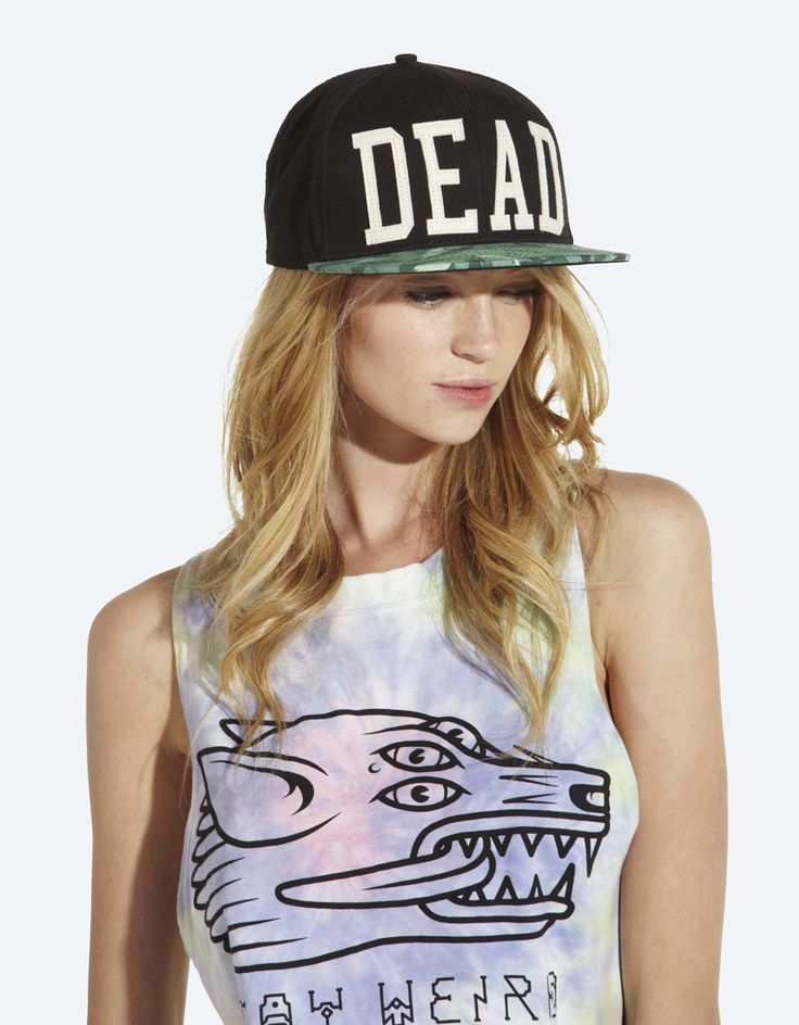 Dead Snapback - Photo #DDXMASWISHLIST