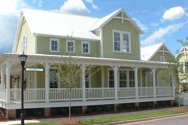 Front Elevation Farmhouse : Best images about house plans on pinterest farmhouse