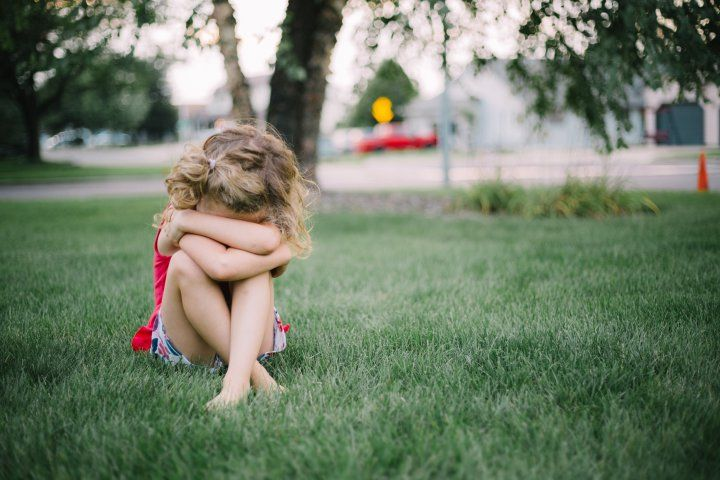 little-girl-upset-face-down