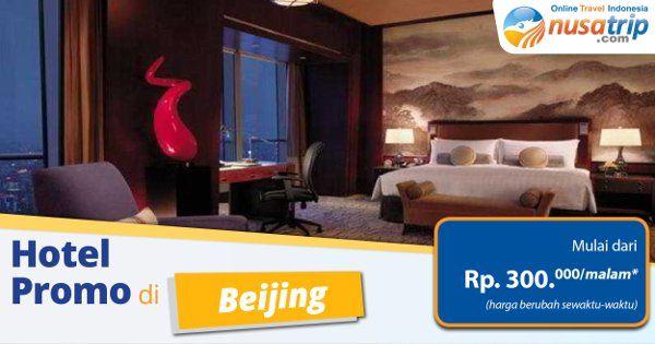 Liburan ke Beijing dengan #tiketpesawatmurah di Promo Imlek #NusaTrip, jangan lupa untuk pesan #hoteldiBeijing dengan harga mulai dari Rp 300ribu/malam (harga terus berubah), pesan segera di http://goo.gl/pR02oo