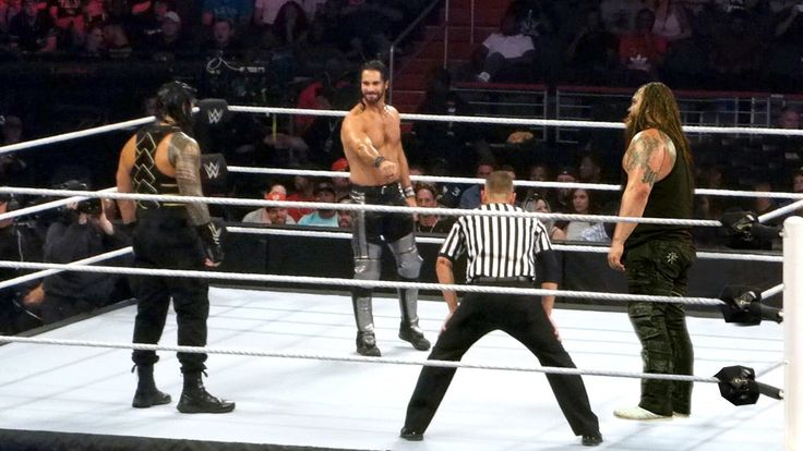 This Match is between Roman Reigns & Seth Rollins vs Samoa Joe & Bray Wyatt : WWE Raw, May 22 2017.   wwe backlash, wwe divas com, wwe divas forum, wwe forum, wwe latest news, wwe moves, wwe raw live stream, wwe raw online, wwe roster, wwe spoilers, wwe stock,