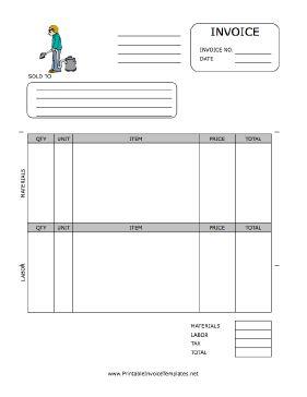 printable invoice pdf
