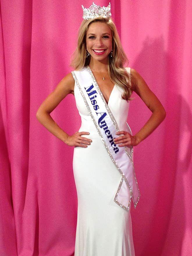 Miss America Sash