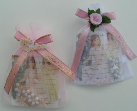 Recuerdos For Your Quinceanera Guests Quinceanera Favors