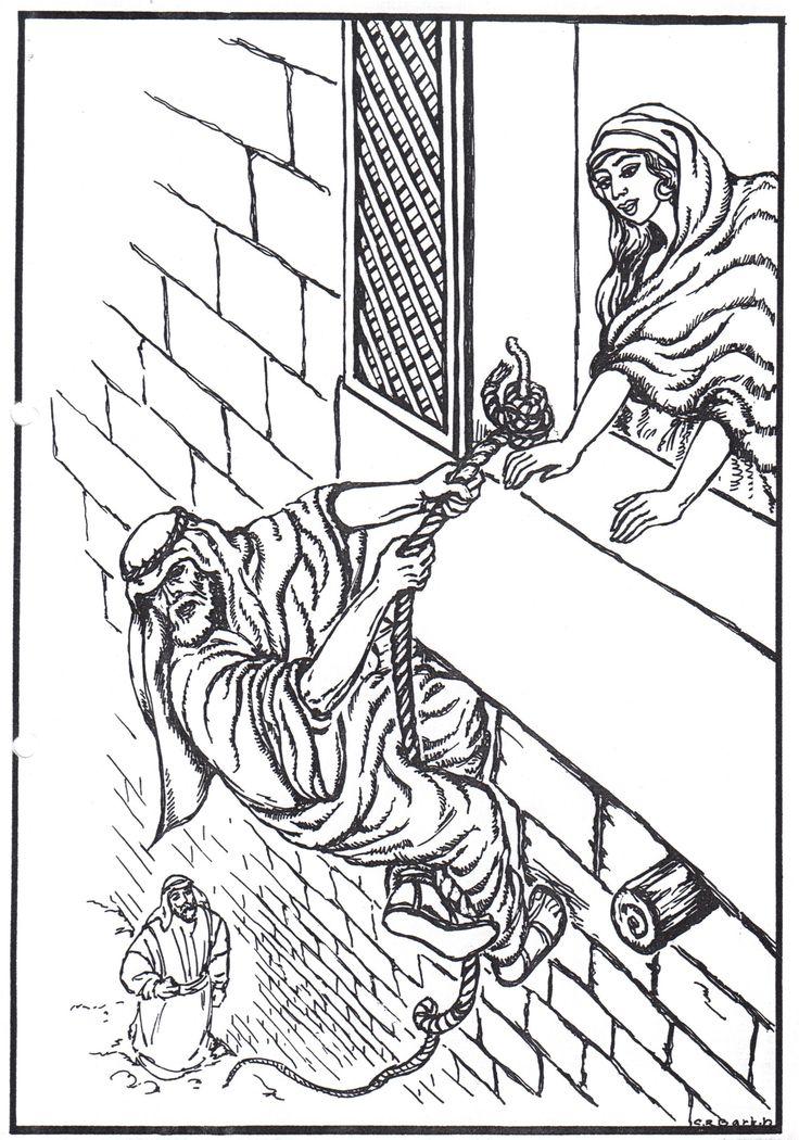 59 best Bible OT: The Battel of Jericho images on