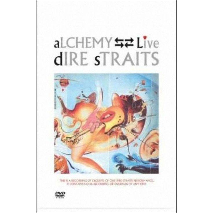 Alchemy: Dire Straits Live (Bonus Dvd)
