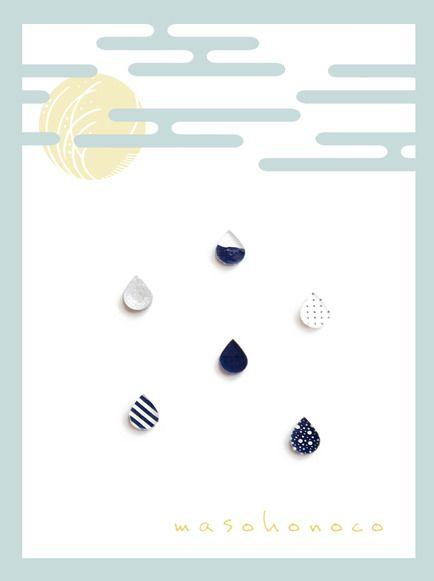 Earrings (shrink plastic)