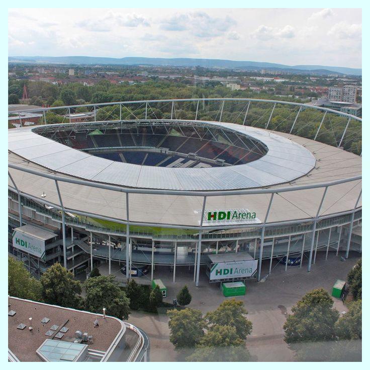 Hannover - Stadion Hannover 96