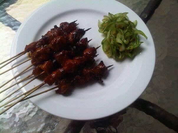 Pork Grilled Satay