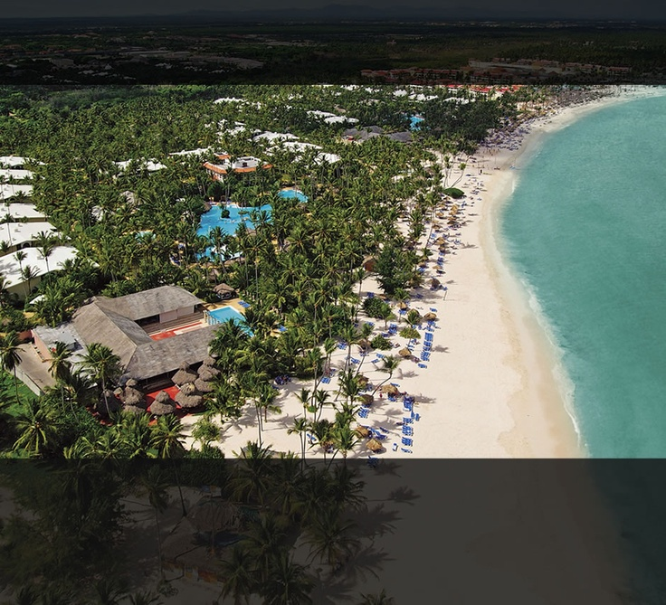 Punta Cana- never get tired of going....paradise