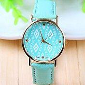 stile di modo orologio da polso quarzo analog... – EUR € 6.71