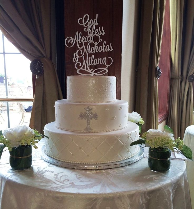 Best 25 first communion cakes ideas only on pinterest for 1st holy communion cake decoration ideas