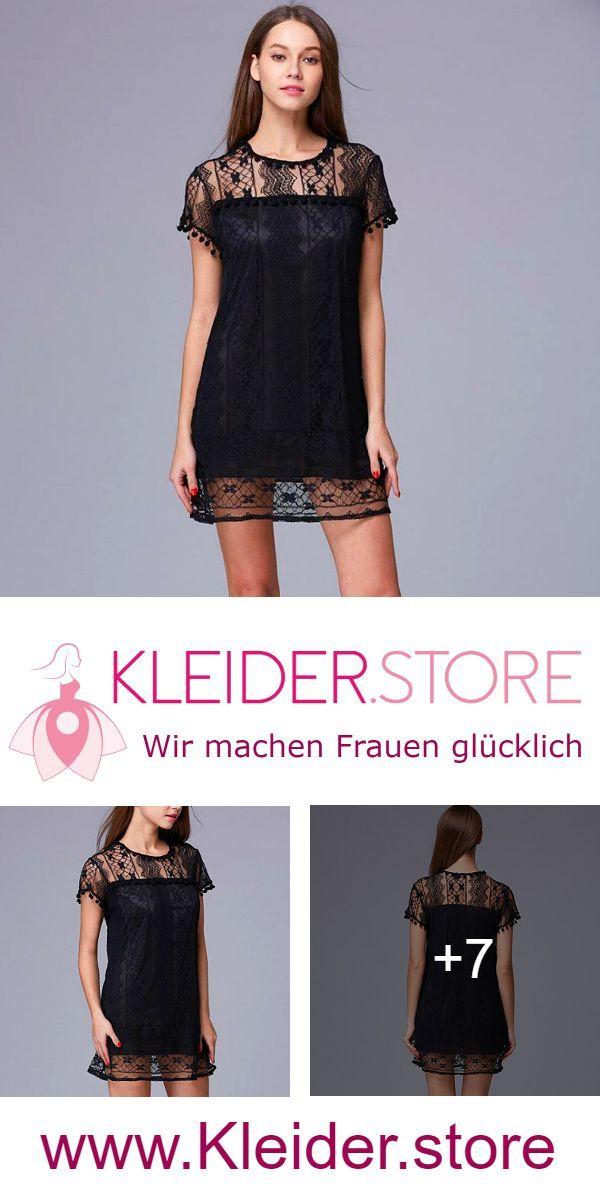 60b39fb0c7b0 Schwarzes Kurzes Partykleid günstig Online kaufen – jetzt bis zu -87 ...