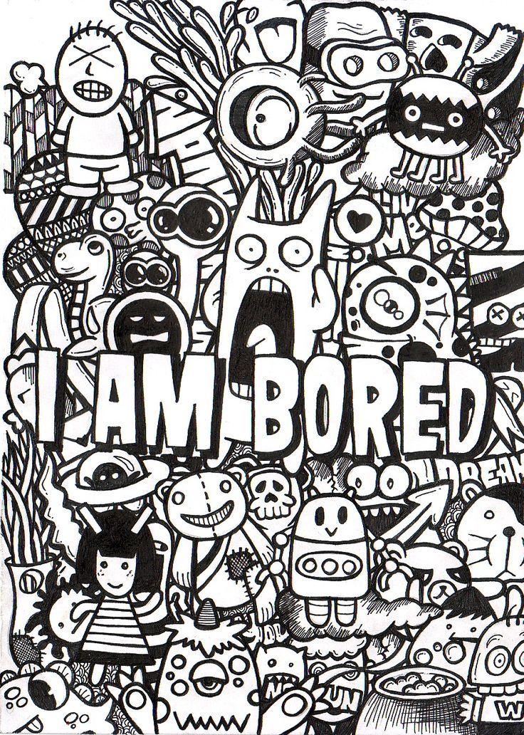 Doodle Again By Aivvia On DeviantArt