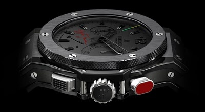 Hublot Ayrton Senna Edition    One watch I'd really save up for.