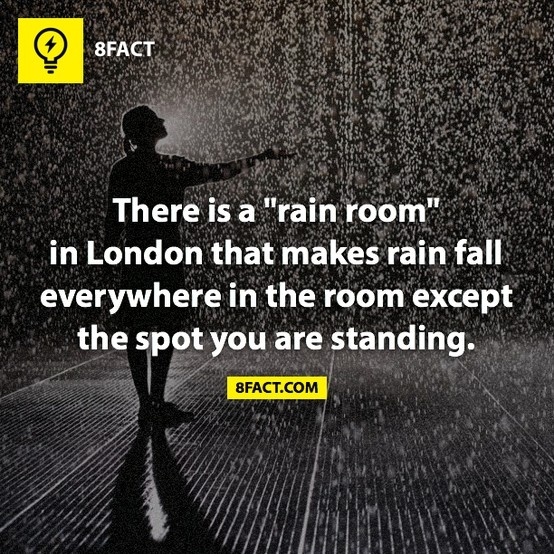 But-but I want it to rain on me once in a while...