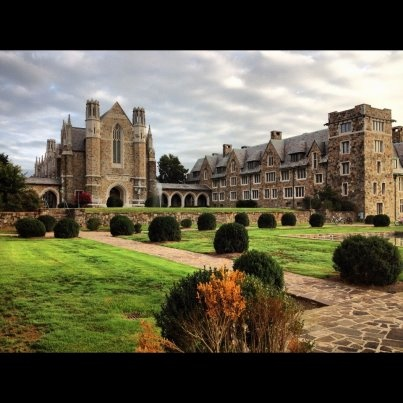 Berry College, Rome, Georgia - largest college campus in the country - 26,000 acres