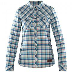 ORAGE | COLE FIRST-LAYER TOP (LIGHT LAGOON PLAID)