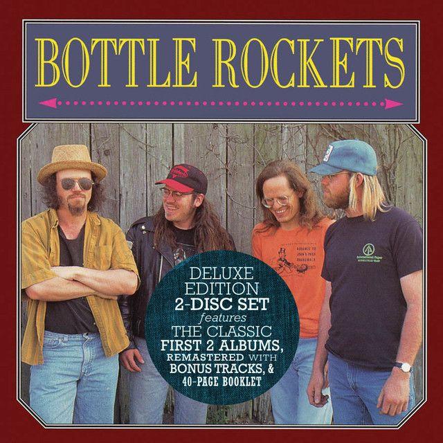 """"""" The Bottle Rockets & The Brooklyn Side"""" by The Bottle Rockets"""