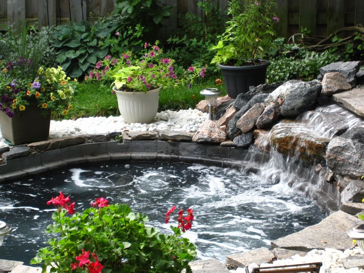18 Best Inground Hot Tubs Images On Pinterest Backyard