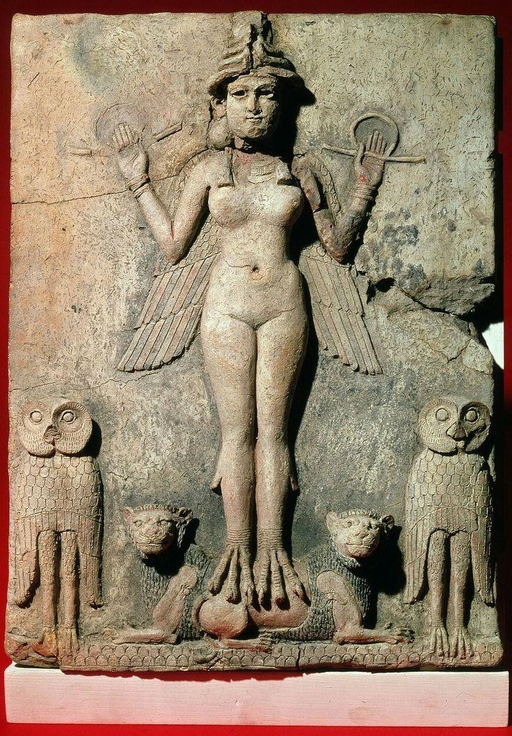 Bohyně Ištar
