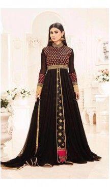 Bollywood Tv Serial Nagin Actress Shivanya in Black Color Georgette Salwar Kameez   FH566984277 Follow us @heenastyle #mouniroy #naagin #naagin2 #karanvir #karanvirbohra #adaakhan #adaa #shivangi #shivanya #colorstv #bollywood #kaira #bollywoodhotfile #mouniroy #beauty #bollywood #tellywood #tvactress #eyecandy #cute #cutiepie #indianactress #actress_addict #shivanya #mon #mouni #mouniroy #suwatianand #tellywoodactress #mouniroyteam #mouniroysalwarkameez #mouniroydress #mouniroysaree…