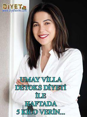 umay villa detoks diyeti programı