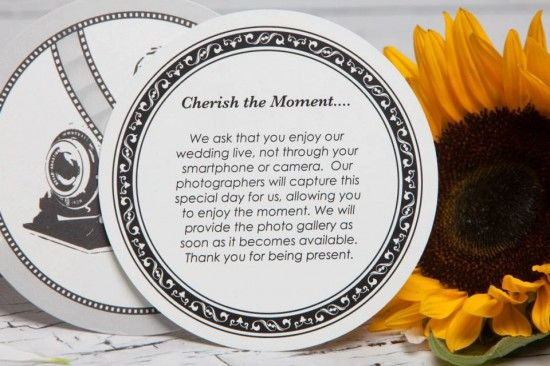 Miss Manners Wedding Etiquette: 15 Best Images About Unplugged Wedding On Pinterest