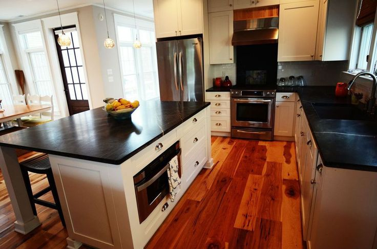 Attractive And Durable Slate Kitchen Countertops