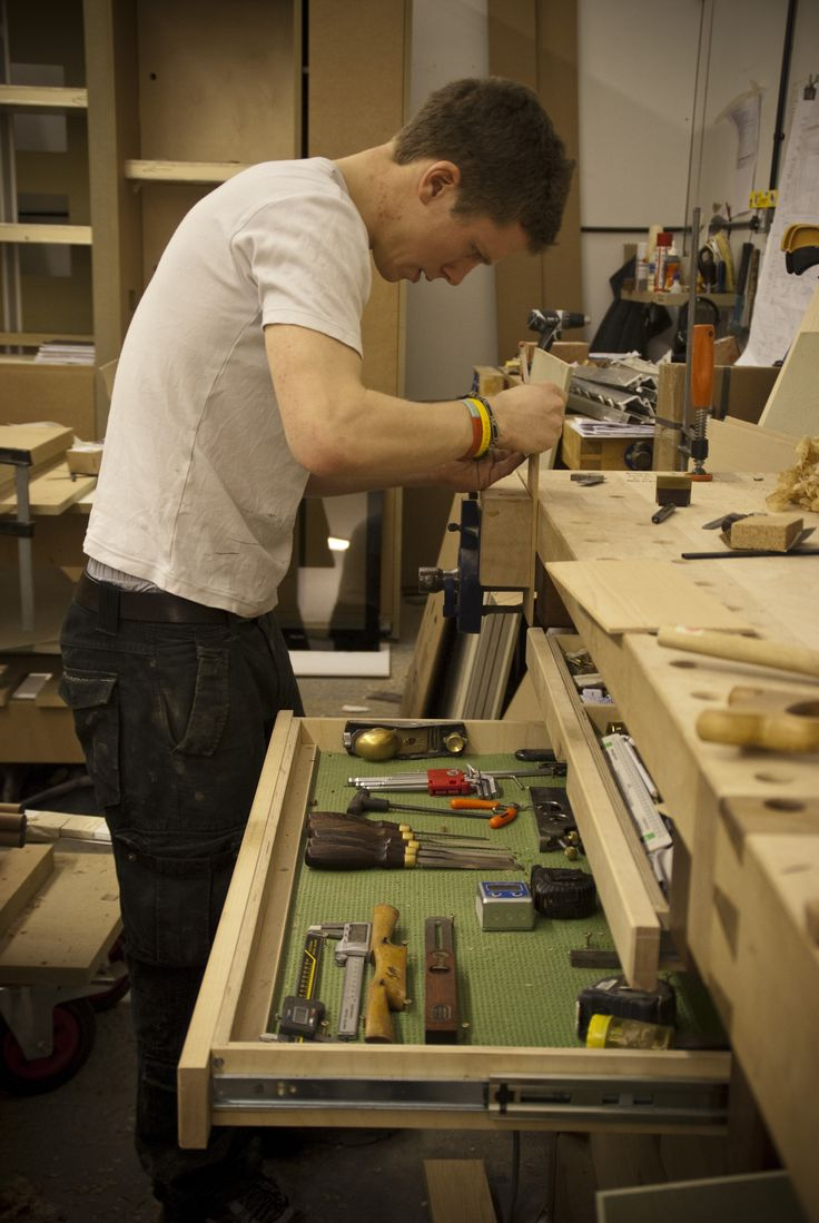 "Modern Furniture Workshop bespoke furniture and their behind the scenes insights - ""without"