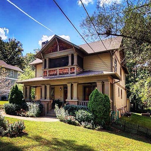 10 best images about craftsman bungalow home for sale for Atlanta craftsman homes