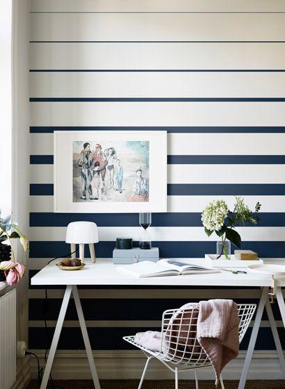 Wohnzimmer wandgestaltung streifen  Die besten 25+ Wandgestaltung streifen Ideen auf Pinterest ...