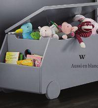 Coffre à jouet Delta Collection Lambs & Ivy Swan Lake pour chambre de bébé de Sears  99,99 $