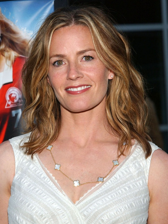 Elizabeth Shue - actress - born 10/06/1963  Wilmington, Delaware.  Known for Hollow Man, Back to the Future movies, Leaving Las Vegas - Oscar nominee & another 7 wins and 10 nominations!