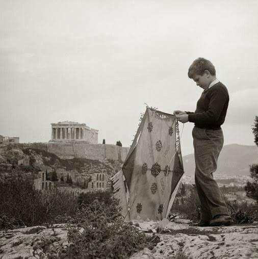 Αθήνα 1955 φωτ.Δημήτρης Χαρισιάδης