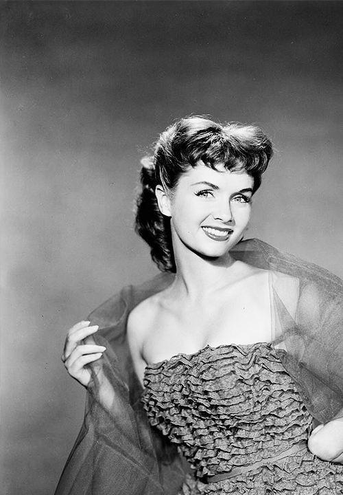 """Debbie Reynolds - who didn't love Debbie... she was so cute and talented and I loved her in all the """"Tammy"""" movies... not to mention the song... thanks, Debbie..."""