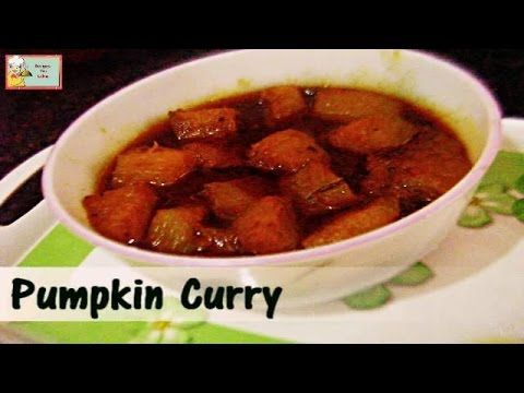 Spicy Pumpkin Curry