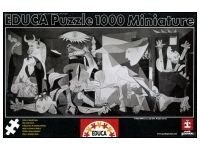 Educa: Miniature - Guernica, Pablo Picasso (1000)