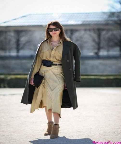 awesome Paris Moda Haftası / Sokak Modası