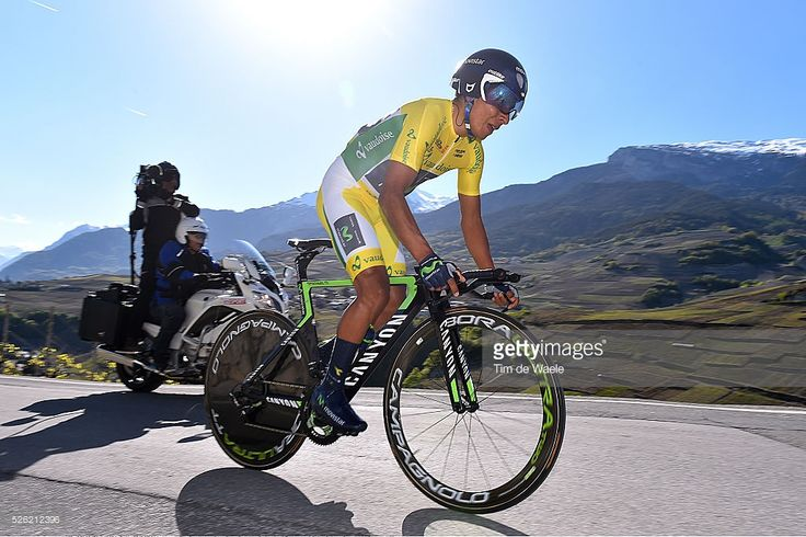 Nairo Quintana (COL) during stage 3 of the Tour de Romandie on April 29, 2016 in Sion, Switzerland. #TDR2016 #rm_112