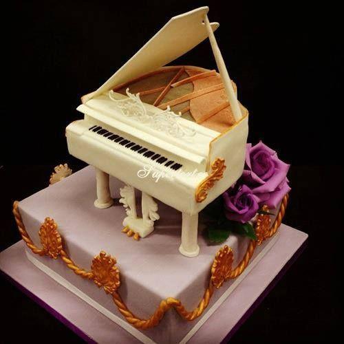 Cake Design Un Piano : 46 best images about Graduation cake ideas on Pinterest