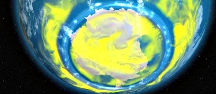 ozone hole closing up, ozone hole, hole in ozone layer, ozone layer, ozone layer over Antarctica, hole in ozone layer Antarctica, environmental science