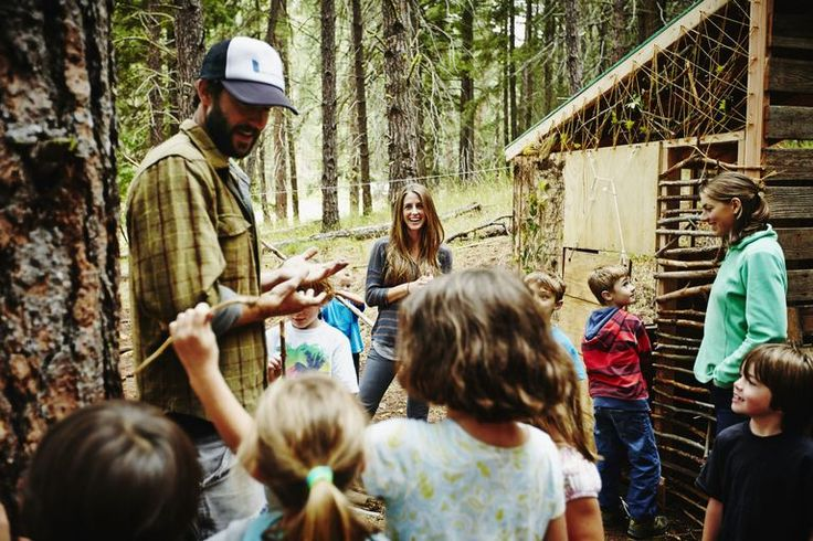 8 great seasonal jobs and how to get them camp counselor