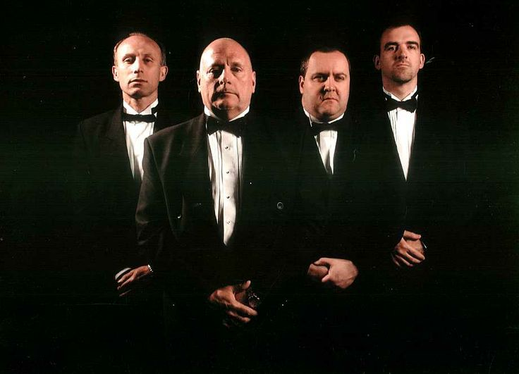 Bouncers, Churchill Theatre, January 2002
