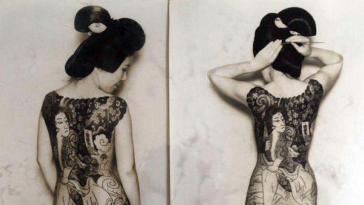 Traditional Japanese Tattoo History Irezumi Tadori