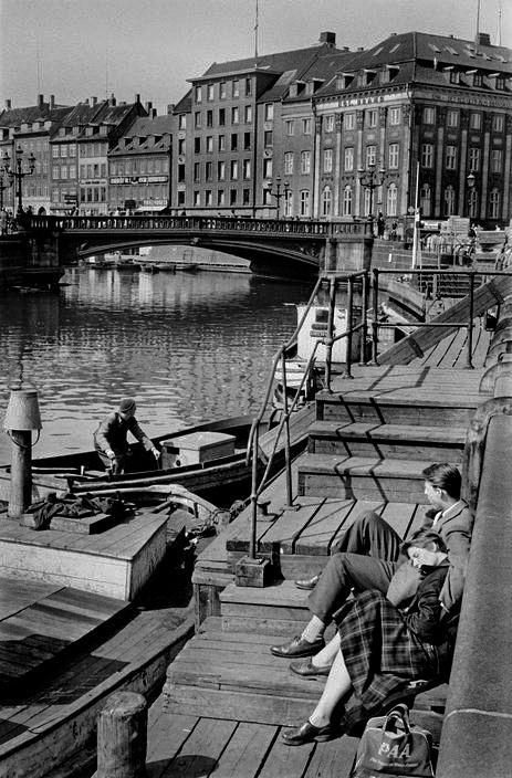 Copenhagen Denmark 1961 Photo: Erich Lessing