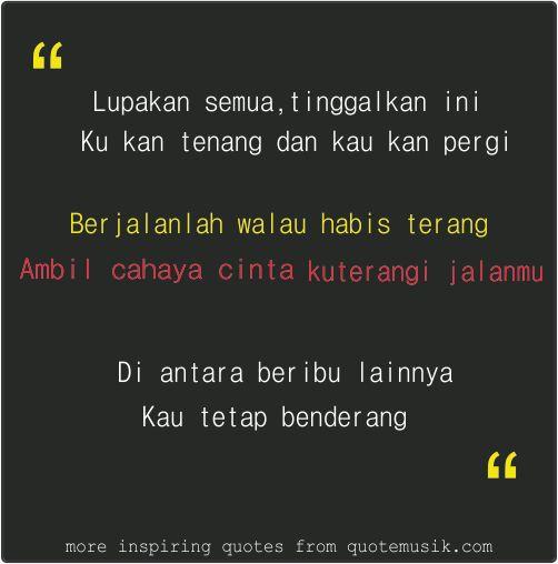 love quotes for her peterpan walau habis terang