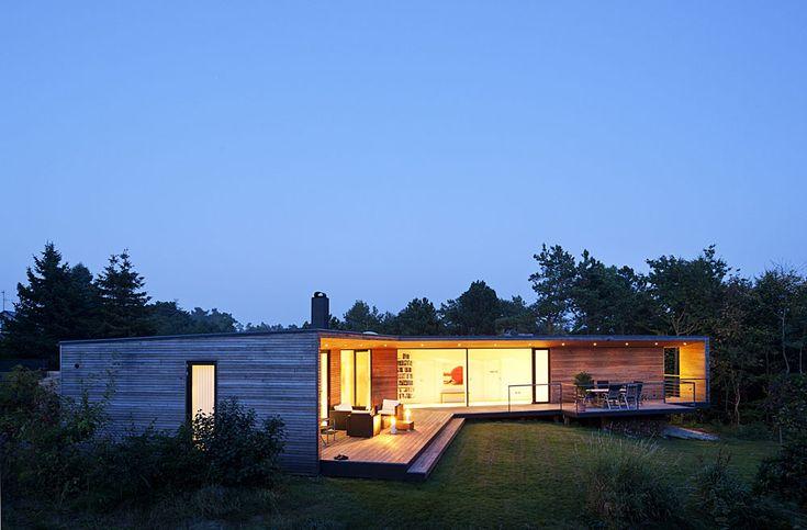Modern contemporary villa designs